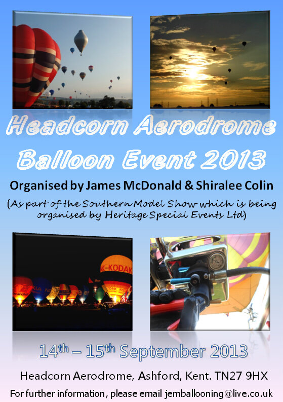 HABalloon Event2013
