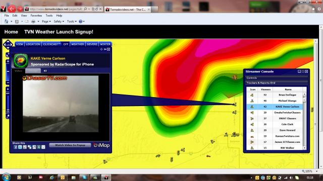 Virtual Stormchase