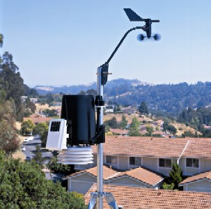 Davis Vantage Pro2+ Weather Station